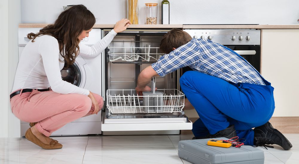 Dishwasher Repair & Maintenance