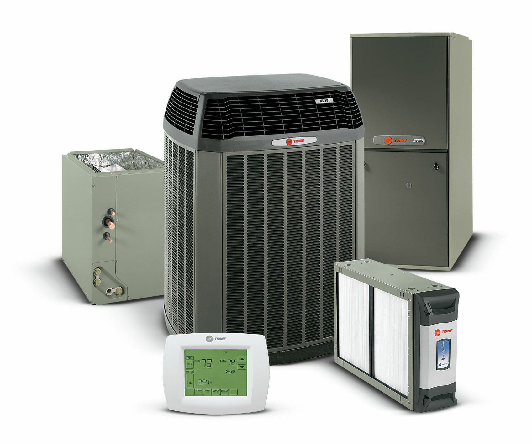 Nepal Heating Repair, Installation, & Services