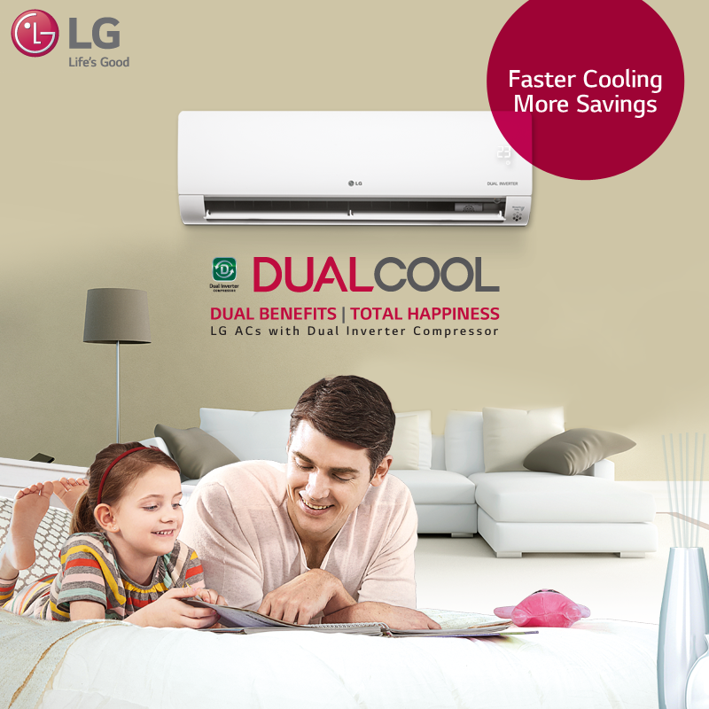LG Air Conditioner Price in Nepal